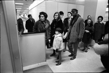 Photo by Norm Betts, Dec. 8, 1968. Clara Thomas Archives & Special Collections, York University Libraries, Toronto Telegram fonds, F0433, ASC34612.