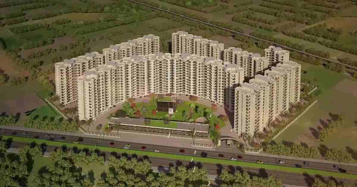 the address mullanpur 3bhk flats