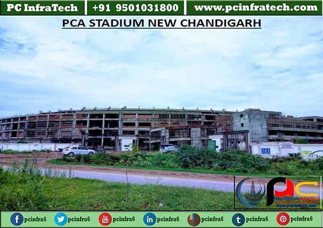 mullanpur 3bhk flats