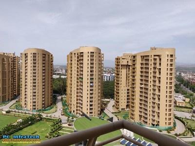 suncity 4bhk flats sector 20 panchkula