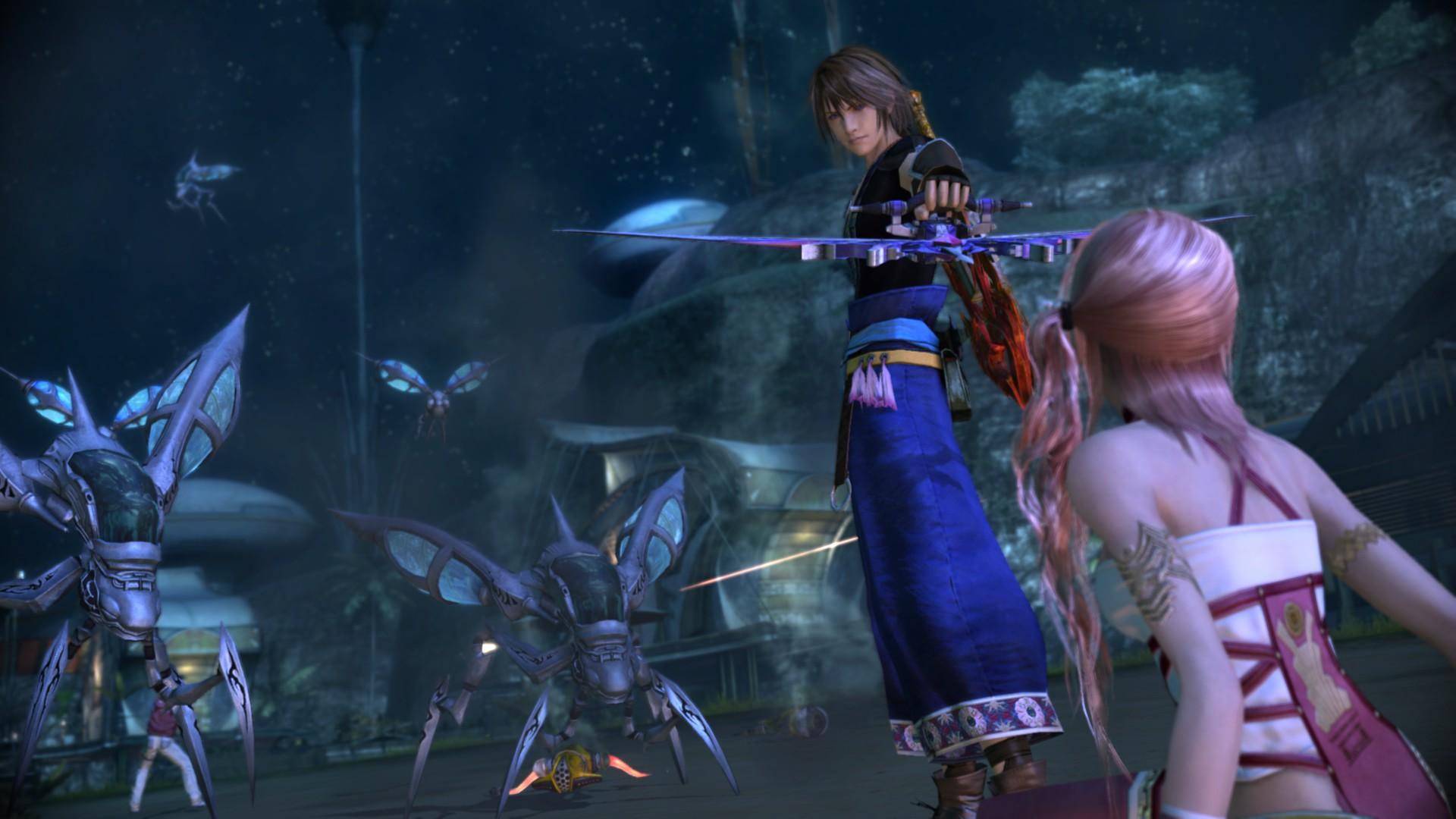 Final Fantasy XIII-2 PC Port Impressions   PC Invasion