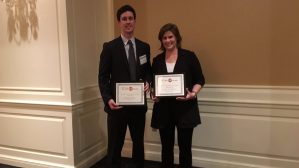 PCJP Director and Student Win CLAY Award