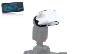 Difusor Flash Cámara