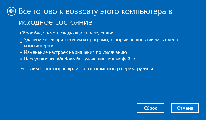 Windows 10 herstel