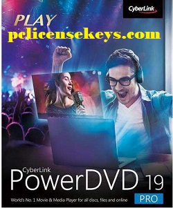 CyberLink PowerDVD 20 Crack With Product Key [Latest] Free