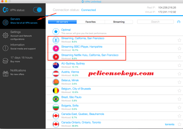VPN Unlimited 6.7 Crack With Serial Key {Win/Mac/Apk} Free Download