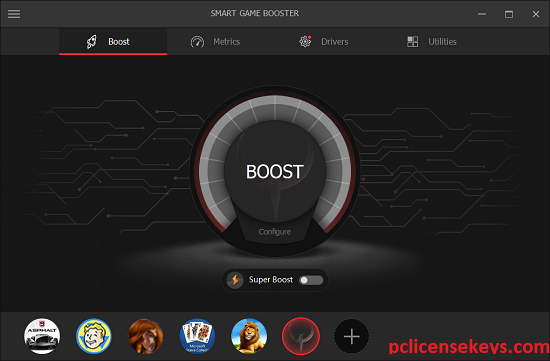 Smart Game Booster 5.0.1 Crack With License Key 2021 Free Download