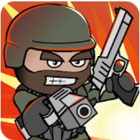 Doodle Army 2 mini militia for PC