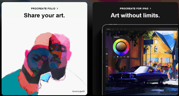 Procreate App for PC