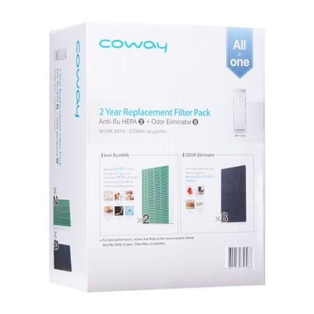 Coway空氣清淨機二年份濾網組(AP-1216L)|清淨除濕|特力家購物網