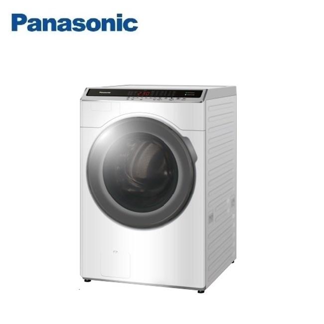 (贈商品卡1000)Panasonic國際14公斤洗脫烘滾筒洗衣機NA-V140HDH-W|冰箱 洗衣機|特力家購物網