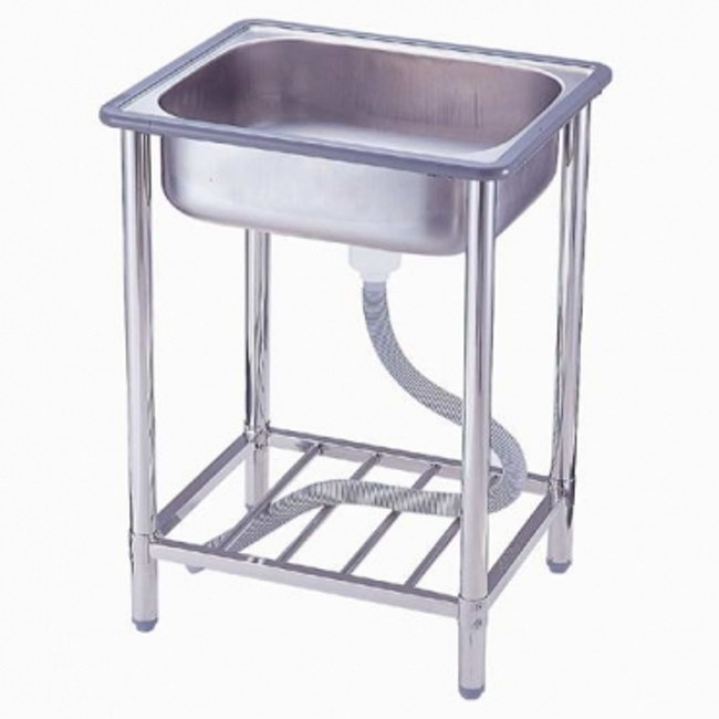 豪華型不鏽鋼單水槽(大型)|衛浴設備|特力家購物網