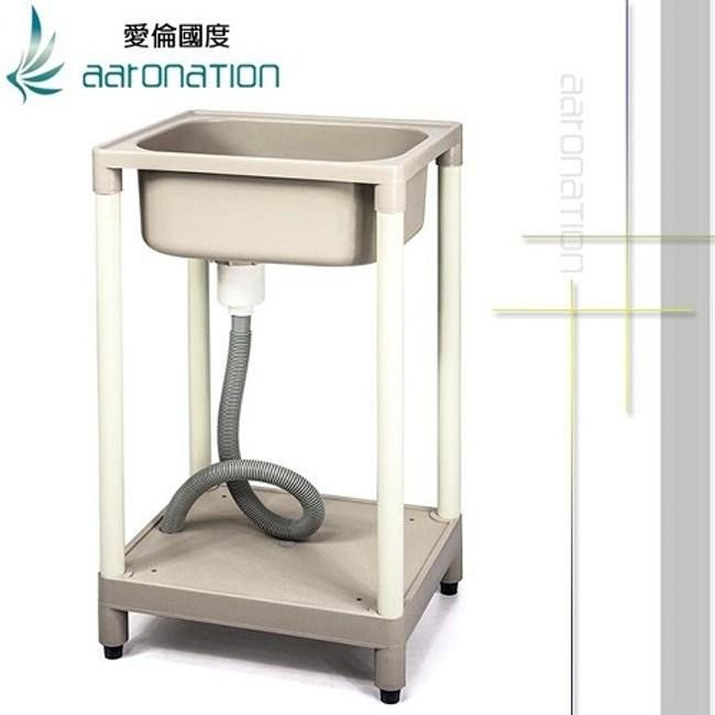 Aaronation 新型單槽塑鋼水槽 GU-A1012|衛浴設備|特力家購物網