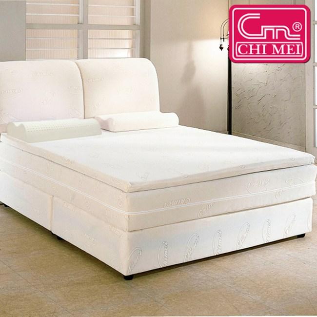 【CHI MEI】純天然乳膠 單人加大床墊(3.5*6.2尺)|床墊|特力家購物網