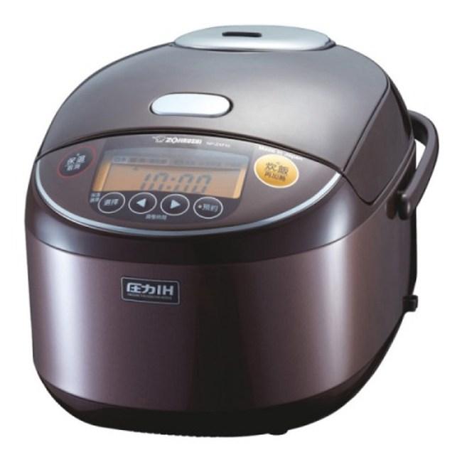 ZOJIRUSHI 象印 NP-ZAF10 多段式壓力IH微電腦電子鍋|廚房家電|特力家購物網