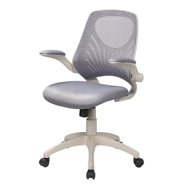 特力屋布藍達網背主管椅-灰|電腦椅|特力家購物網