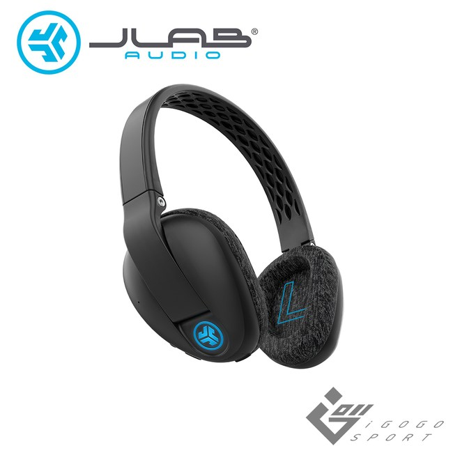 JLab Flex Sport 耳罩式藍牙耳機黑色|視聽娛樂|特力家購物網