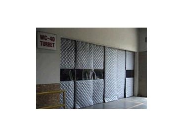 Flexshield Sonic Acoustic Curtains For Maximum Noise Reduction And