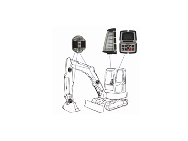 Compact Excavator Weighing Systems from Instant Weighing