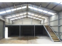 Heavy Duty Industrial Sheds for Varied Applications from ...