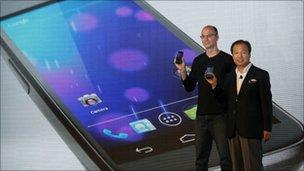 Samsung Google Nexus Bug