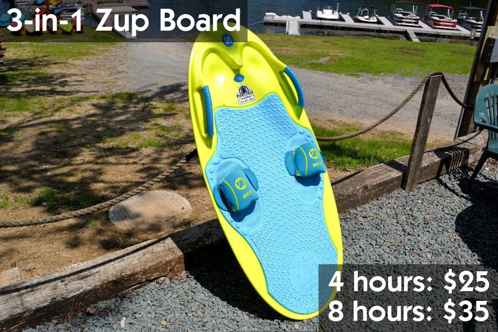 3-in-1 Zup Board