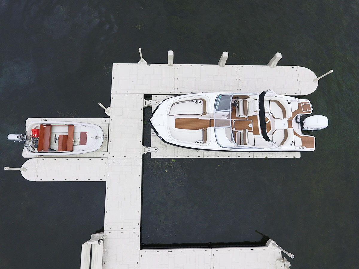 Wave Armor Boat Port SLX10