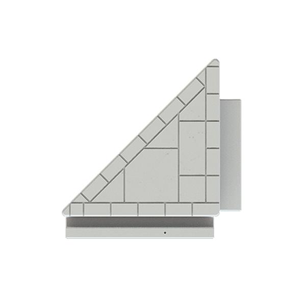 "30"" Corner Dock Section"