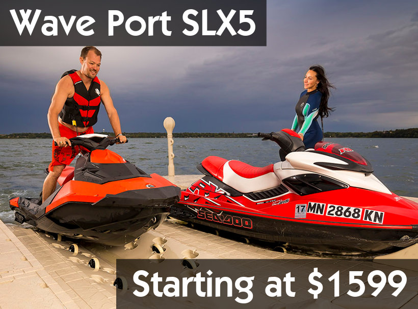 Wave Armor Wave Port SLX5