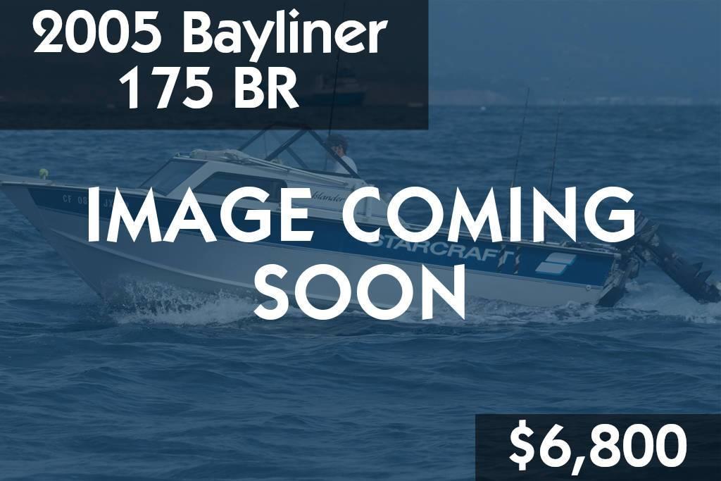 2005 Bayliner 175 BR $6,800
