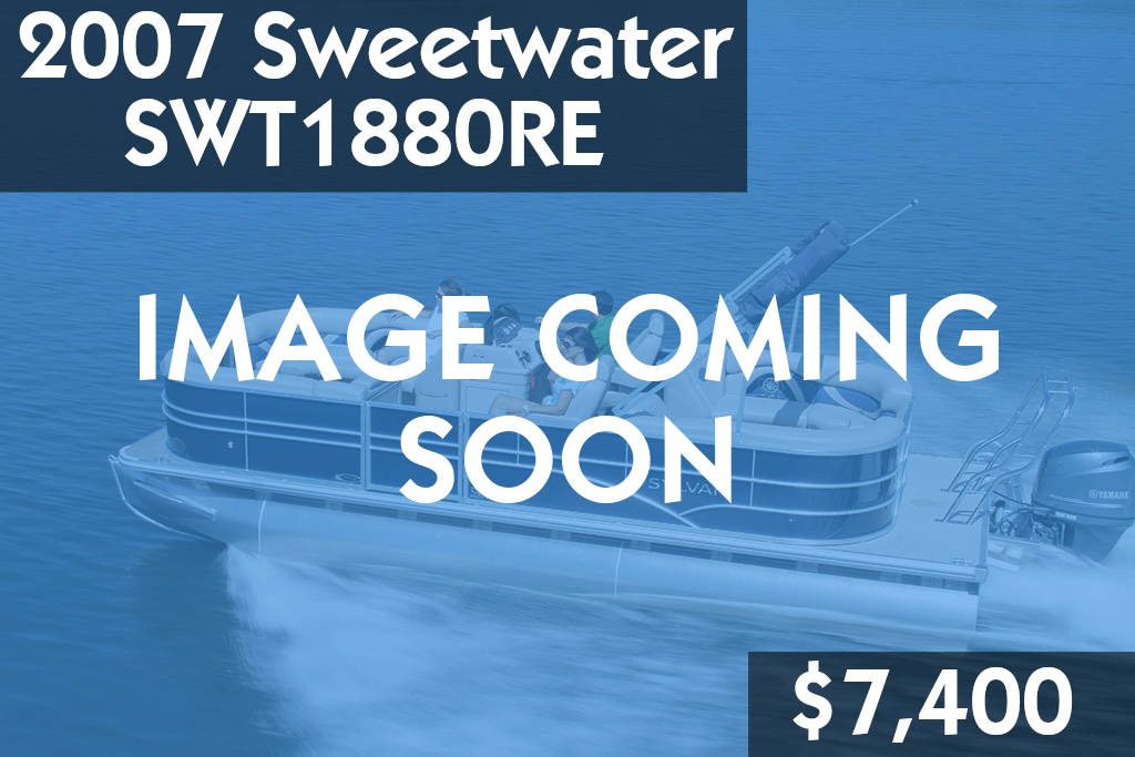 2007 Sweetwater SWT1880RE $7,400