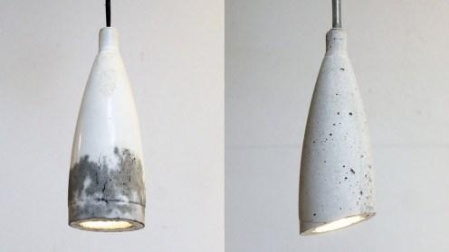Concrete trend lighting