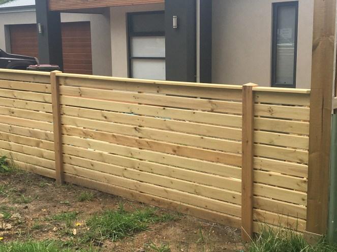 Decking, fence and gate build - Kilsyth