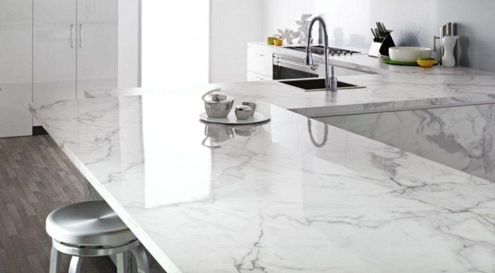 kitchen renovation - bench tops