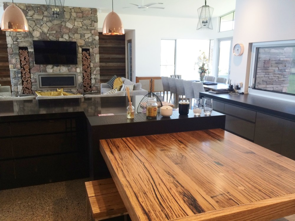 timber bench tops the pros and cons