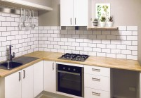 Fernyhill Retreat kitchenette renovation, Emerald