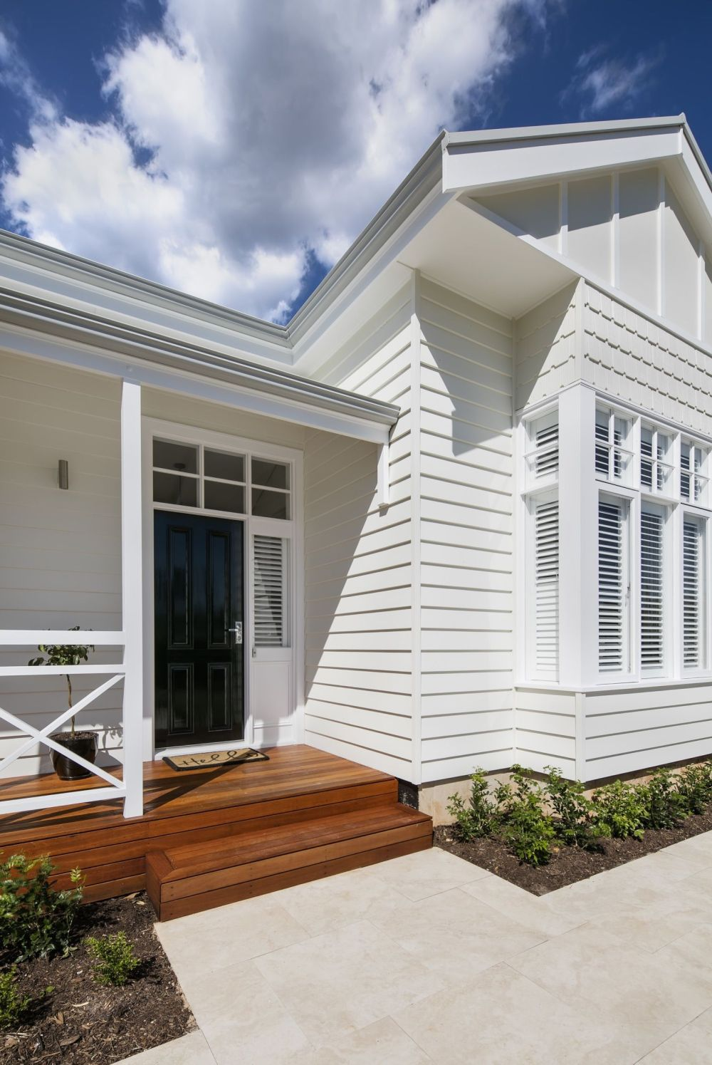 Maintain Your Weatherboards