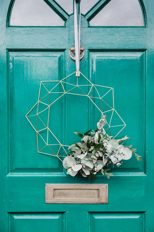 D.I.Y. Christmas Wreath
