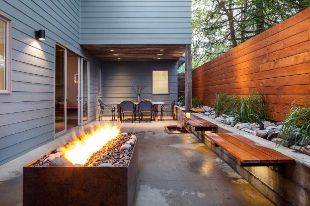 A Well Designed Outdoor Space
