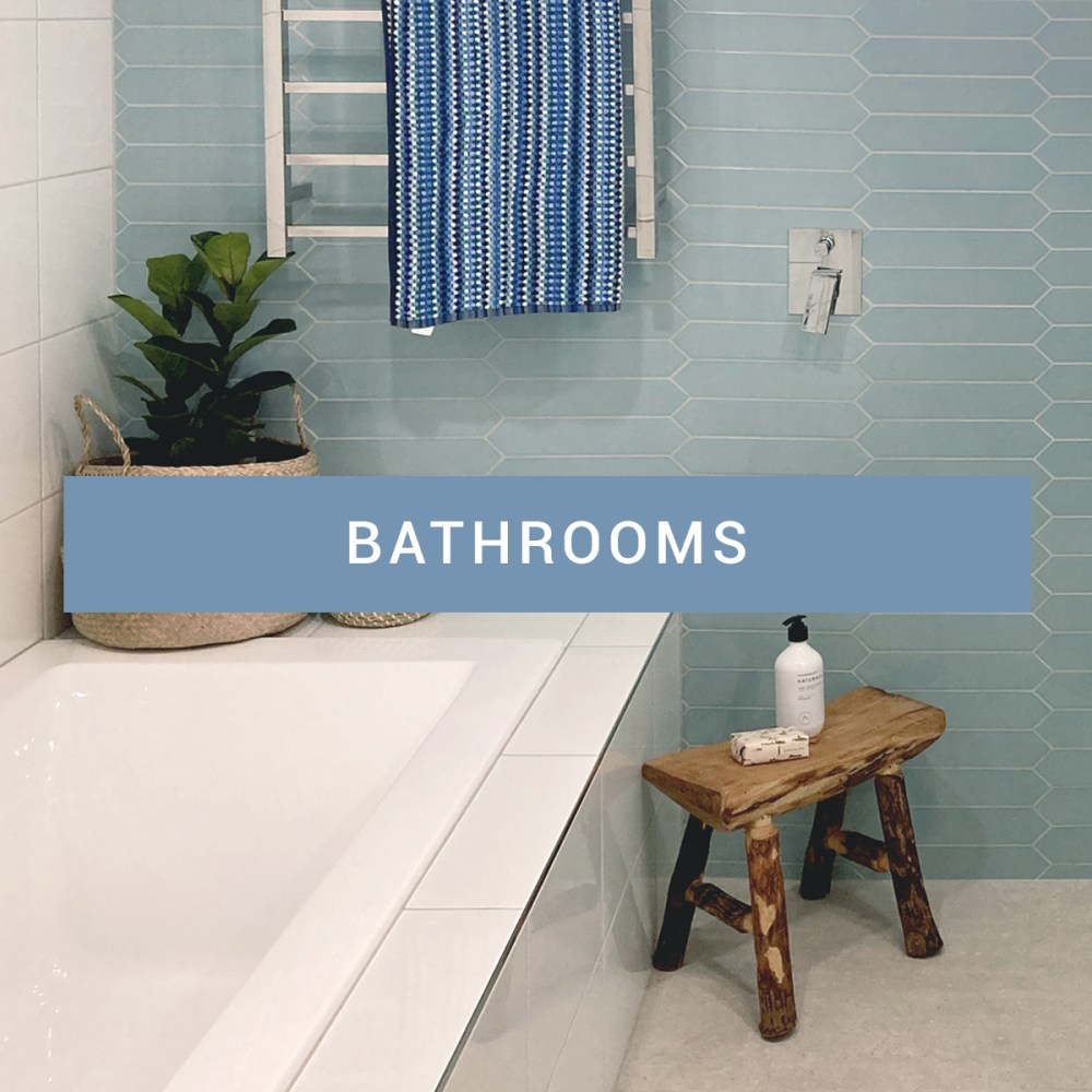 Bathroom renovations - projects gallery