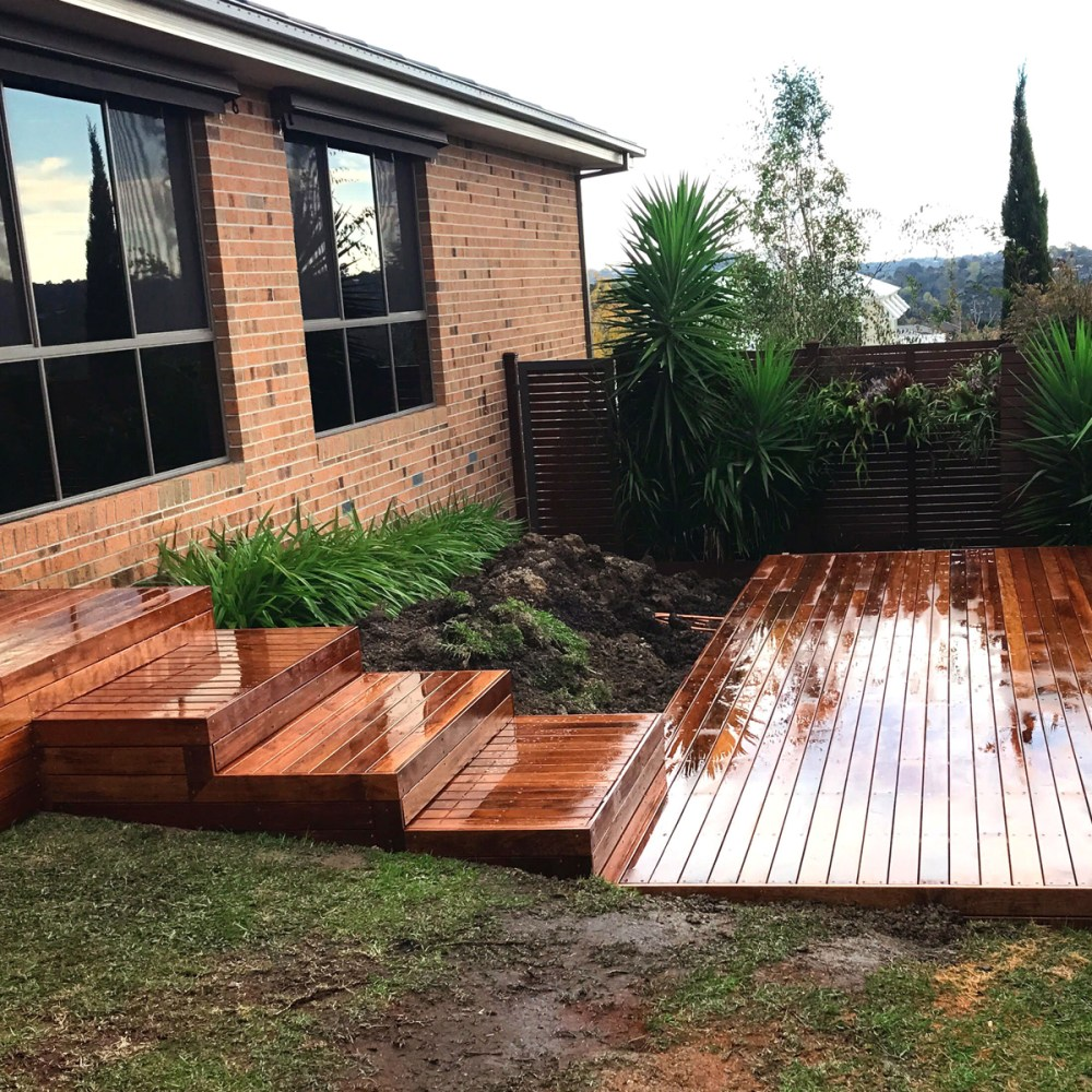 Decking and Pergolas - projects gallery