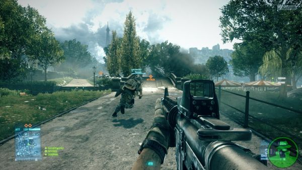 GameSpy Battlefield 3 PC Beta Impressions Page 1
