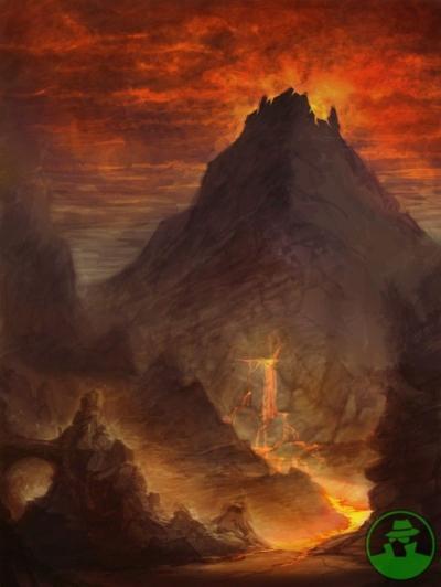 Blackrock Mountain Wow : blackrock, mountain, GameSpy:, Artistry, World, Warcraft:, Blackrock, Spire