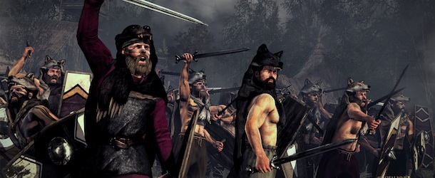 Total War: Rome 2's Next Playable Faction is the Suebi Tribe
