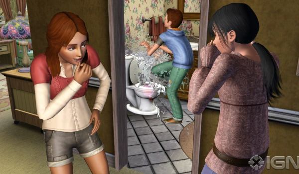 screen shot Of pc game the sims 3 generations 2011 download full game free at worldofree.co