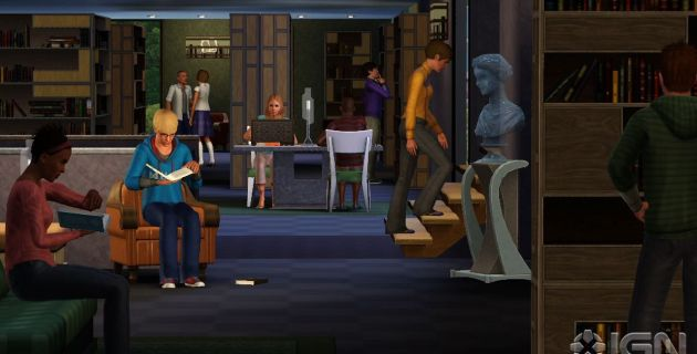 Cramit Download Link For Pc Game The Sims 3 Town Life Stuff (2011)
