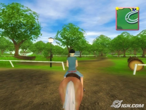 Barbie Horse Adventures Riding Camp Review IGN