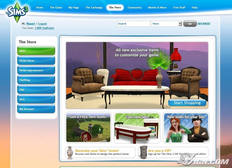 The Sims 3 Screenshot