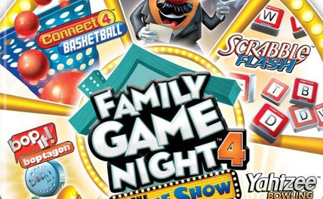 Hasbro Family Game Night 4 The Game Show Xbox 360 Ign