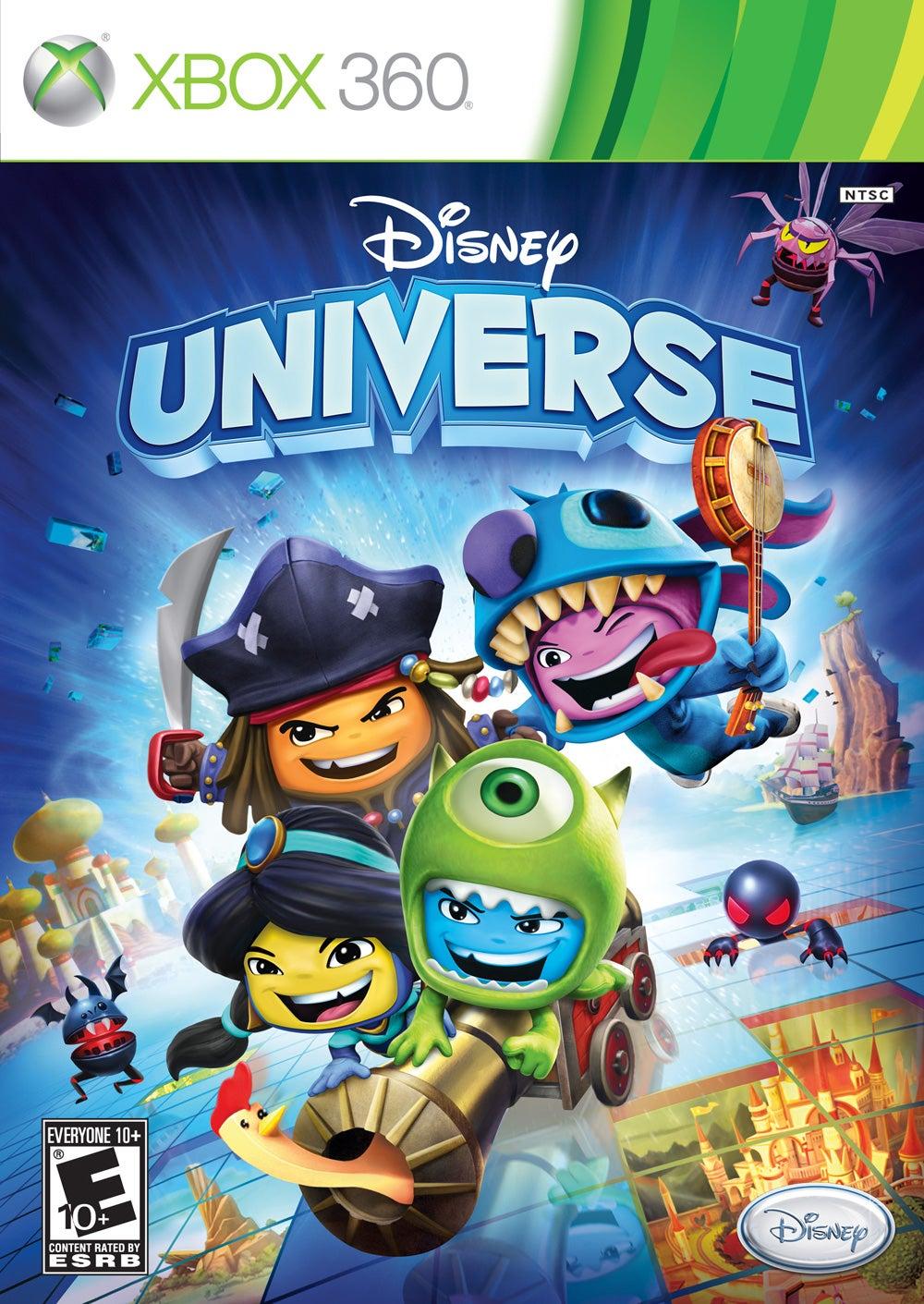 Disney Universe - Xbox 360 - IGN